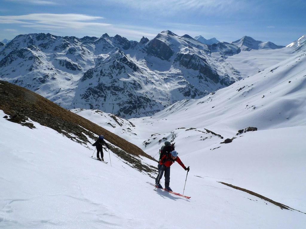 L´Omen Roso Walliser Alpen / Alpes valaisannes Schweiz foto 24