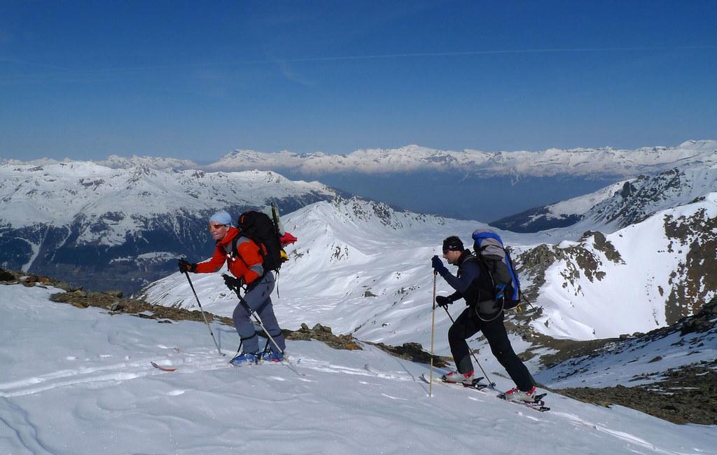 L´Omen Roso Walliser Alpen / Alpes valaisannes Schweiz foto 29