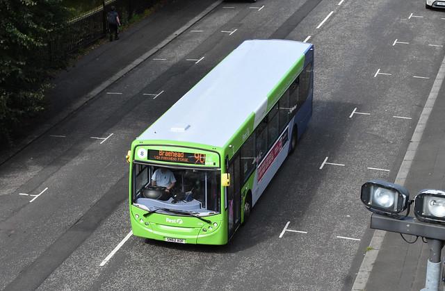 First Glasgow Alexander Dennis Enviro 300 67749