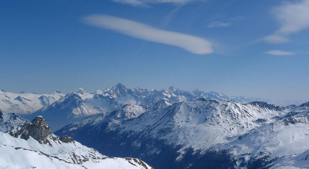 L´Omen Roso Walliser Alpen / Alpes valaisannes Schweiz foto 26