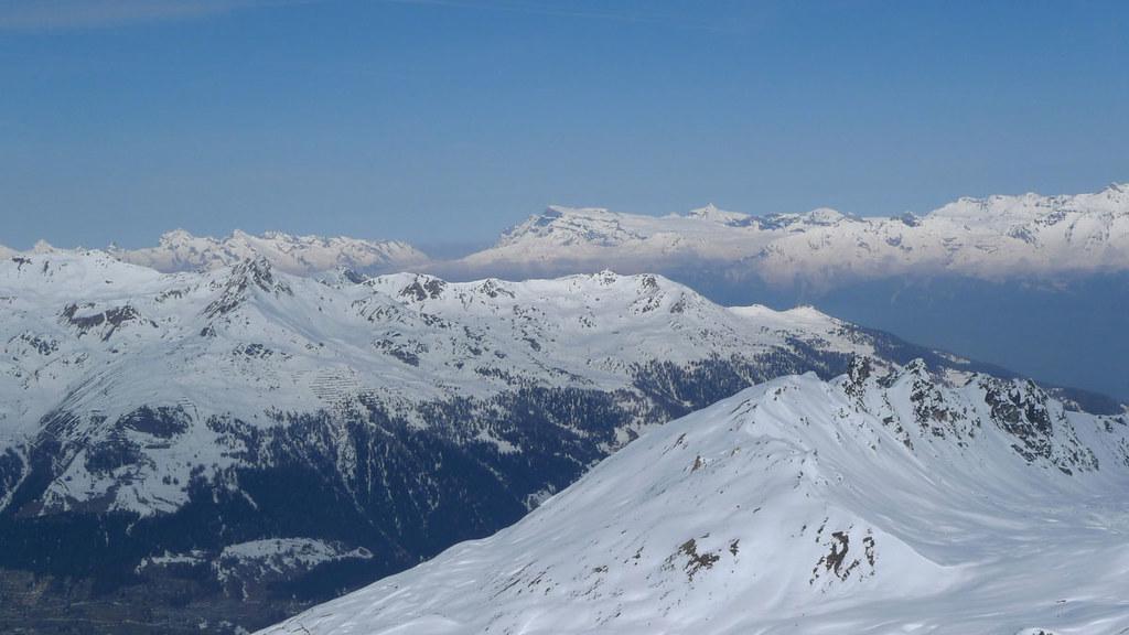 L´Omen Roso Walliser Alpen / Alpes valaisannes Schweiz foto 25