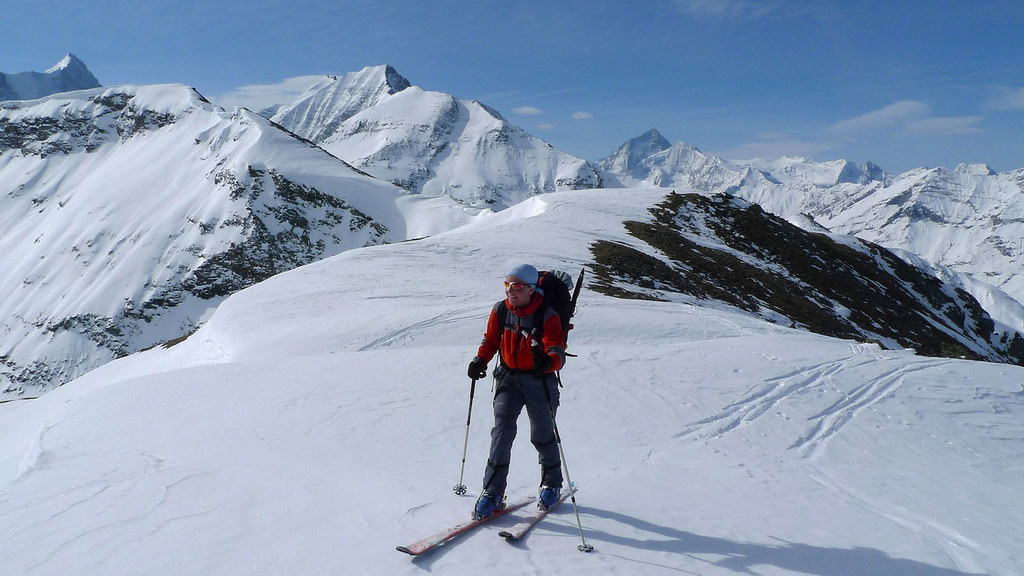 L´Omen Roso Walliser Alpen / Alpes valaisannes Schweiz foto 27