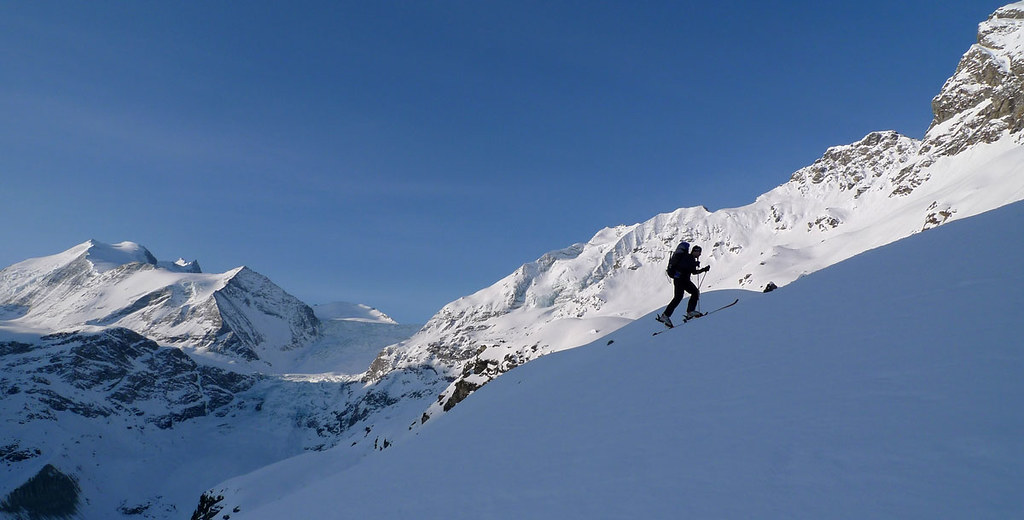 L´Omen Roso Walliser Alpen / Alpes valaisannes Schweiz foto 09
