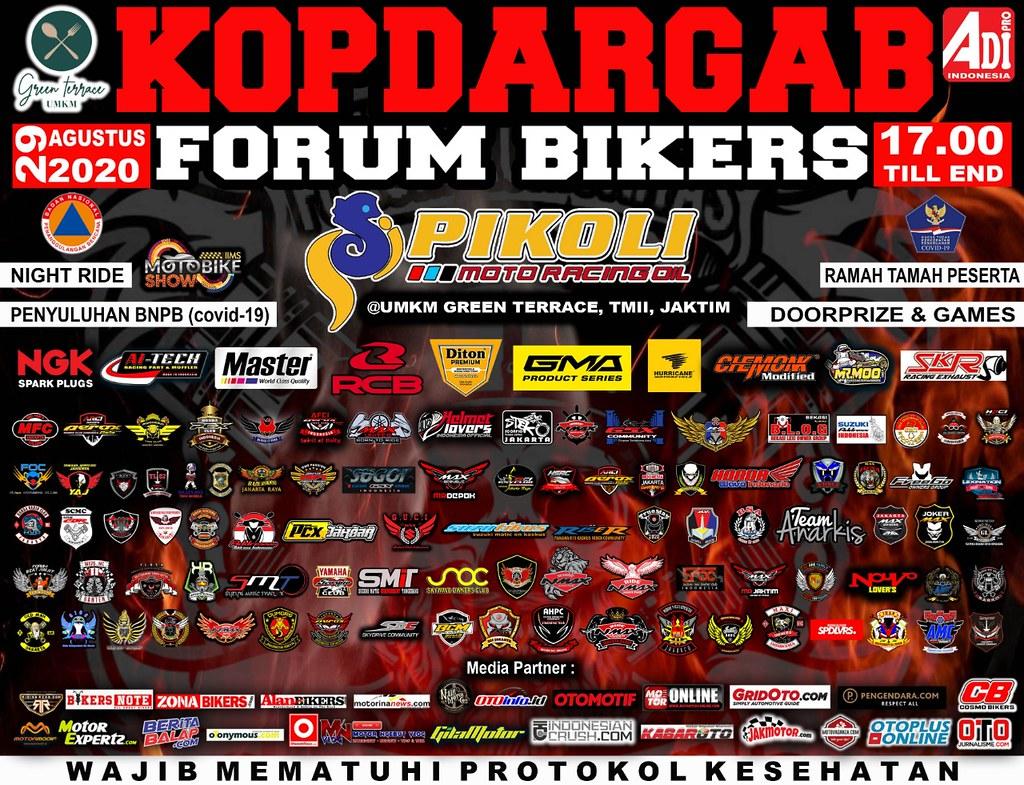 Kopdargab Forum BIkers 2020