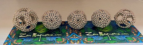 Five Types of Dodecahedra