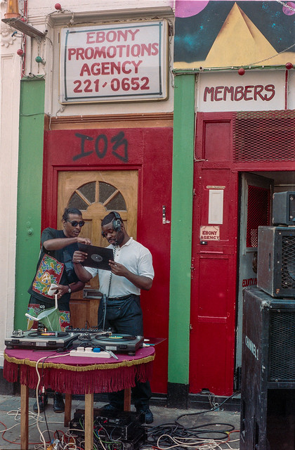 Notting Hill Carnival, Notting HIll, 1990 90c8-04-1-positive_2400