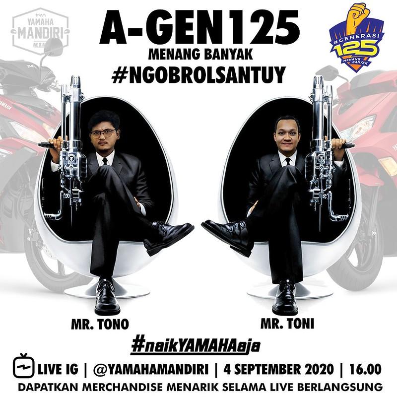 A-Gen 125