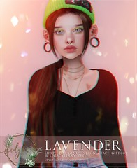 Ladybird. // Lavender for Genus Strong Gift001! <3