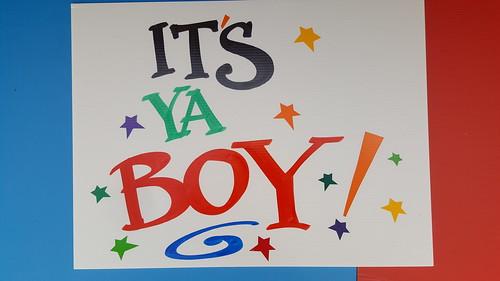 It's Ya Boy! For Action Jackson by Nan Parati