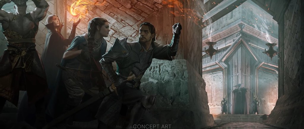 Next Dragon Age Concept Art