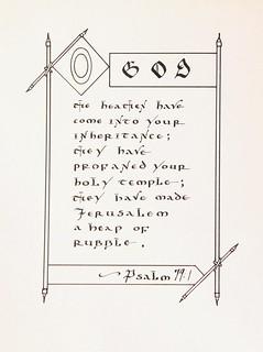 Psalm 79:1