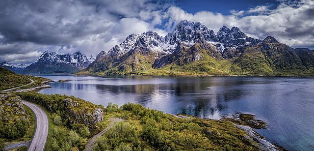 Areal Sildpollnes Lofoten