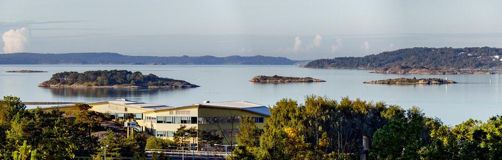 Kåkenäs holme and Snöholmarna Islands