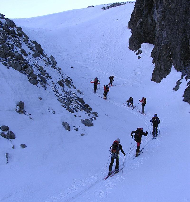 Pigne Arolla, Day 5 H.R. Chamonix-Zermatt Walliser Alpen / Alpes valaisannes Schweiz foto 13