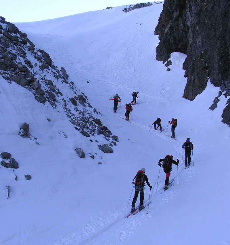 Pigne Arolla, Day 5 H.R. Chamonix-Zermatt Walliser Alpen / Alpes valaisannes Švýcarsko foto 13