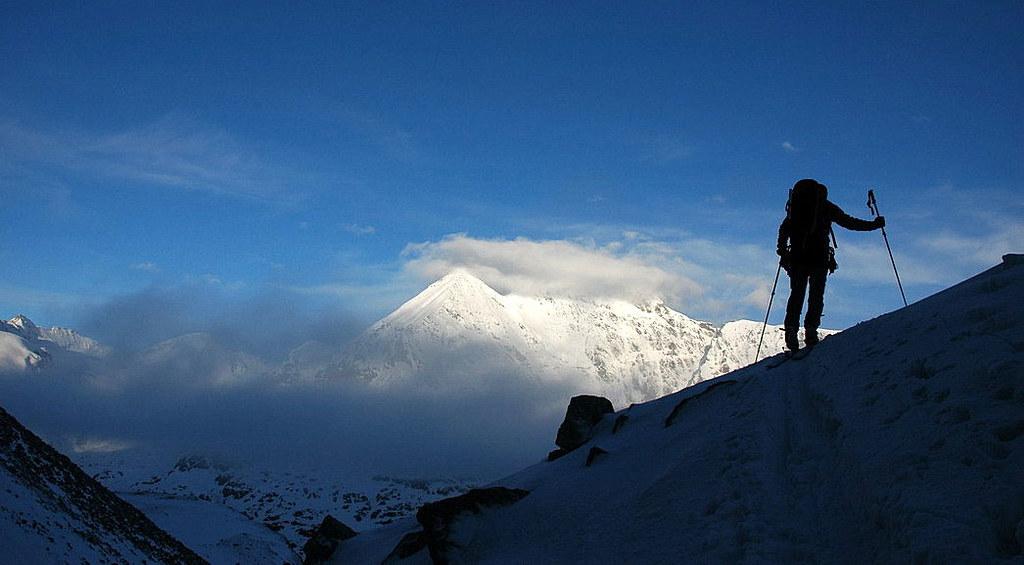 Pigne Arolla, Day 5 H.R. Chamonix-Zermatt Walliser Alpen / Alpes valaisannes Schweiz foto 09