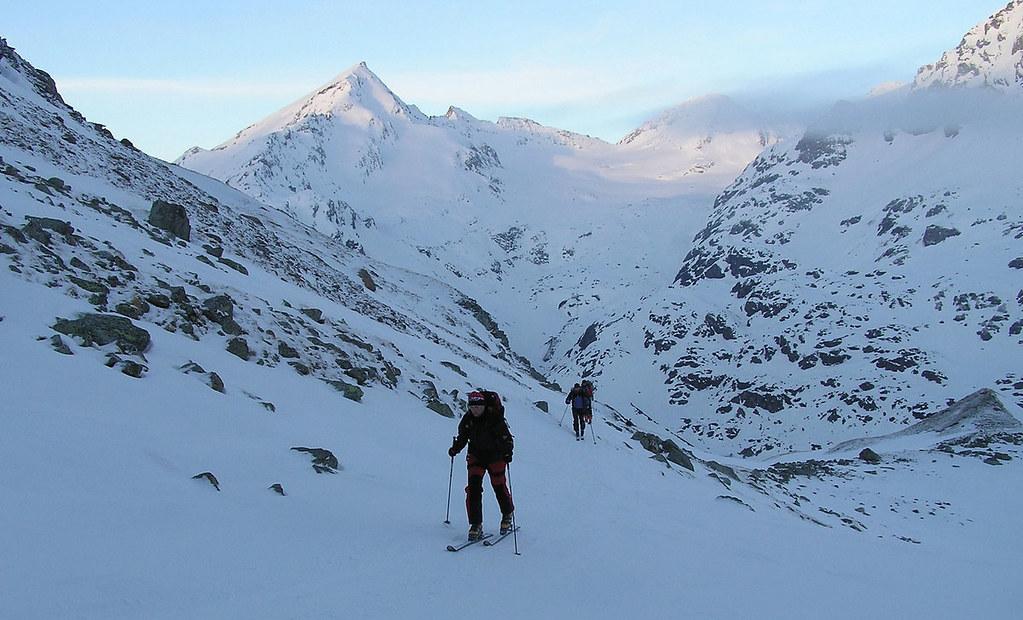 Pigne Arolla, Day 5 H.R. Chamonix-Zermatt Walliser Alpen / Alpes valaisannes Švýcarsko foto 18