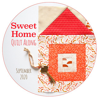 Sweet Home QAL Badge