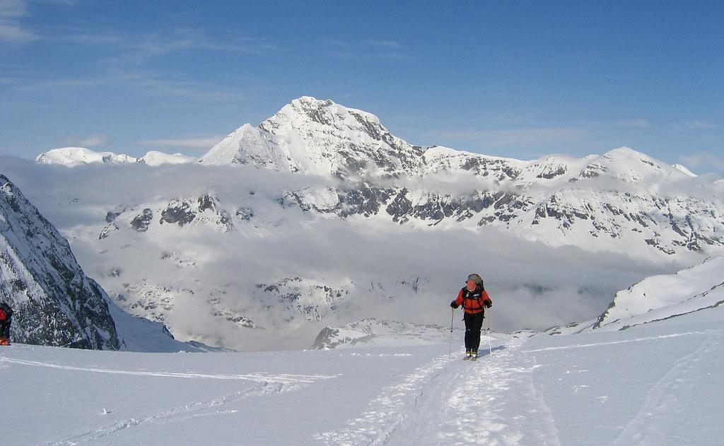 Pigne Arolla, Day 5 H.R. Chamonix-Zermatt Walliser Alpen / Alpes valaisannes Švýcarsko foto 37