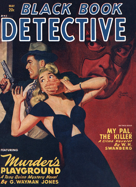 Black Book Detective v26 n02 [1949-05] cover