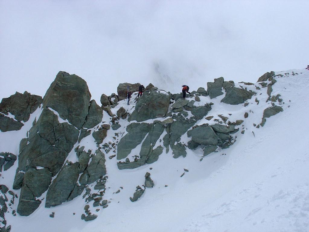 Pigne Arolla, Day 5 H.R. Chamonix-Zermatt Walliser Alpen / Alpes valaisannes Schweiz foto 48