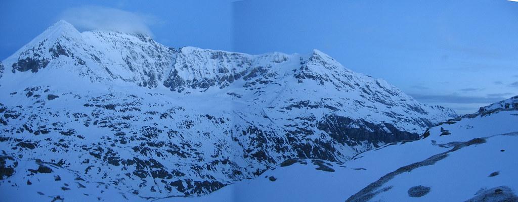 Pigne Arolla, Day 5 H.R. Chamonix-Zermatt Walliser Alpen / Alpes valaisannes Schweiz foto 08