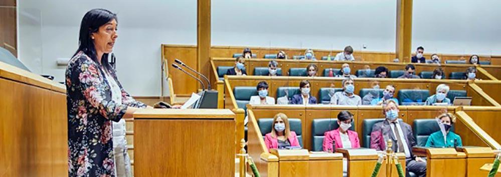 Excelente estreno de Vox en el Parlamento Vasco desafiando a «los herederos  de ETA»