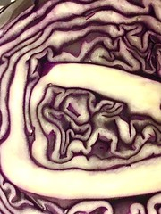 When Keith Haring turned to cabbage