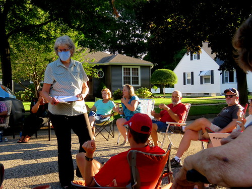 neighborhood ice cream social