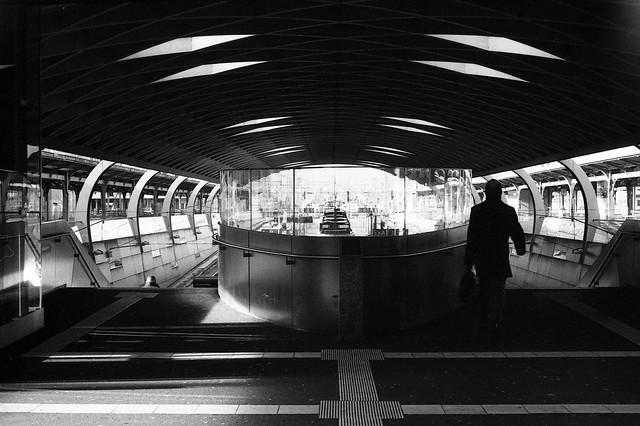 Stations III: Kassel Hbf II