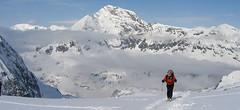 Pigne Arolla, Day 5 H.R. Chamonix-Zermatt