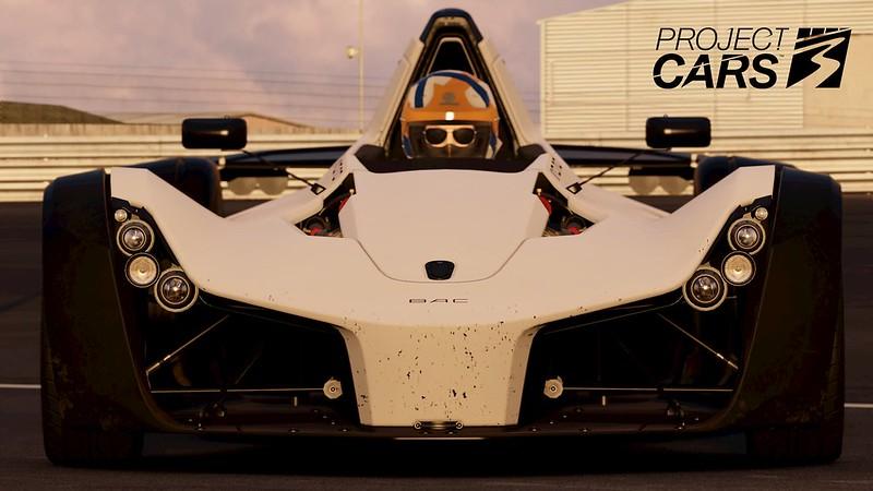 Project CARS BAC MONO