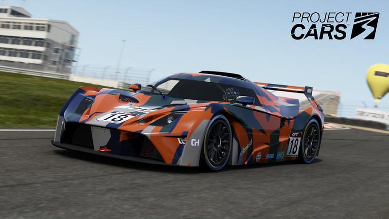 Project CARS 3 KTM GT4