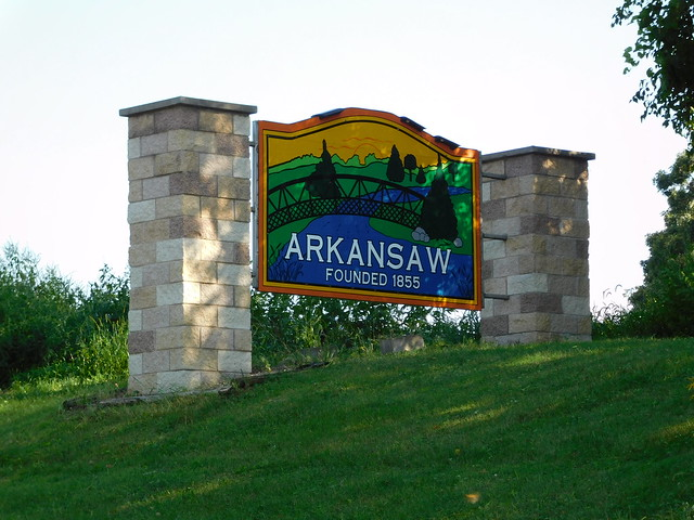 Welcome to Arkansaw Wisconsin