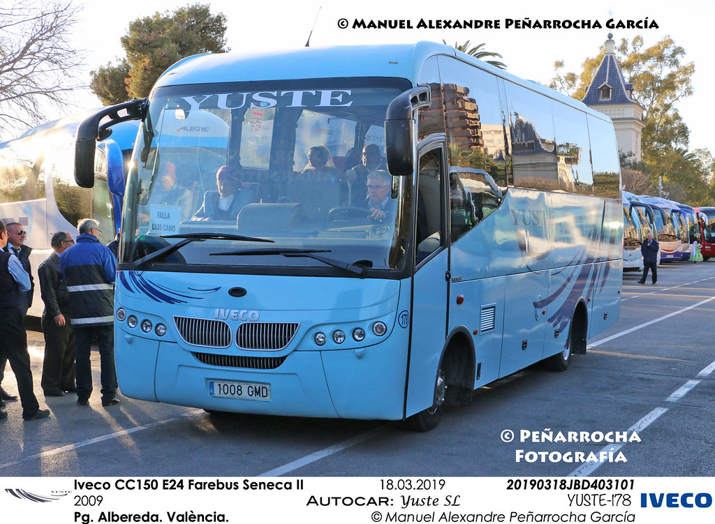Iveco CC150 E24 Farebus Seneca II