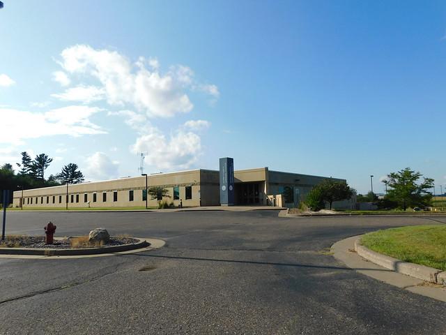 Dunn County Judicial Center