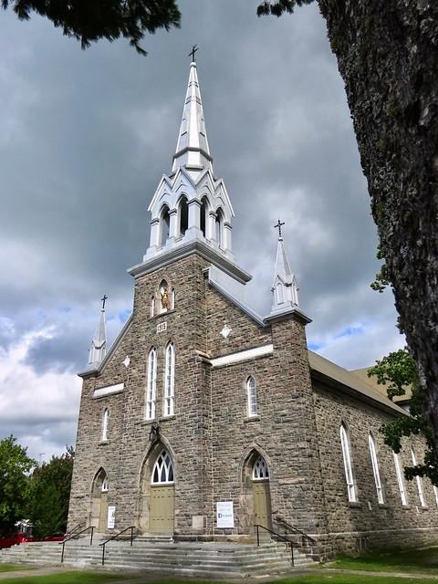 St.-Félix-de-Valois - Chénéville, Quebec