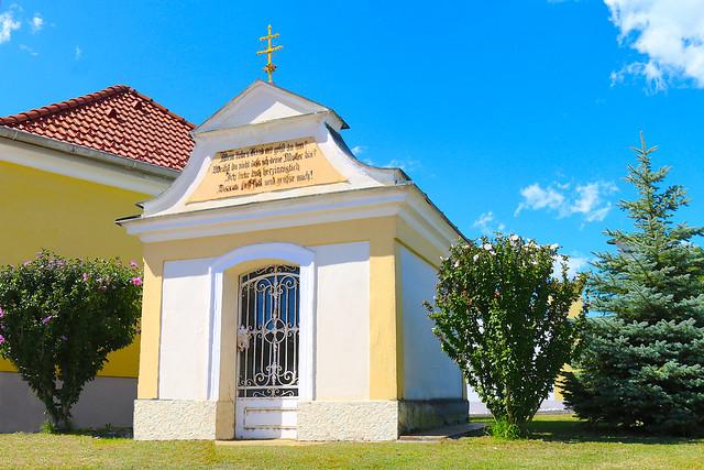 Hollabrunn. Marien-Kapelle, 1865 - Neubarock (1750)