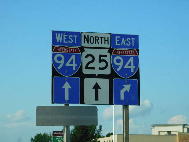 Wisconsin Highway Signs