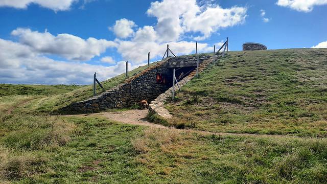 Barclodiad y Gawres Burial Chamber -  Llanfaelog (1)