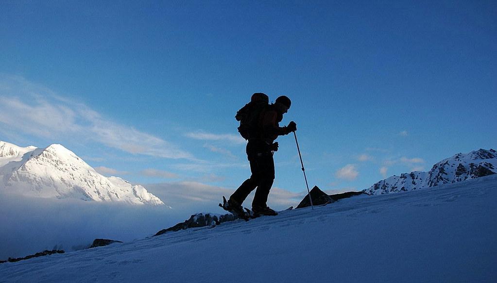 Pigne Arolla, Day 5 H.R. Chamonix-Zermatt Walliser Alpen / Alpes valaisannes Schweiz foto 10
