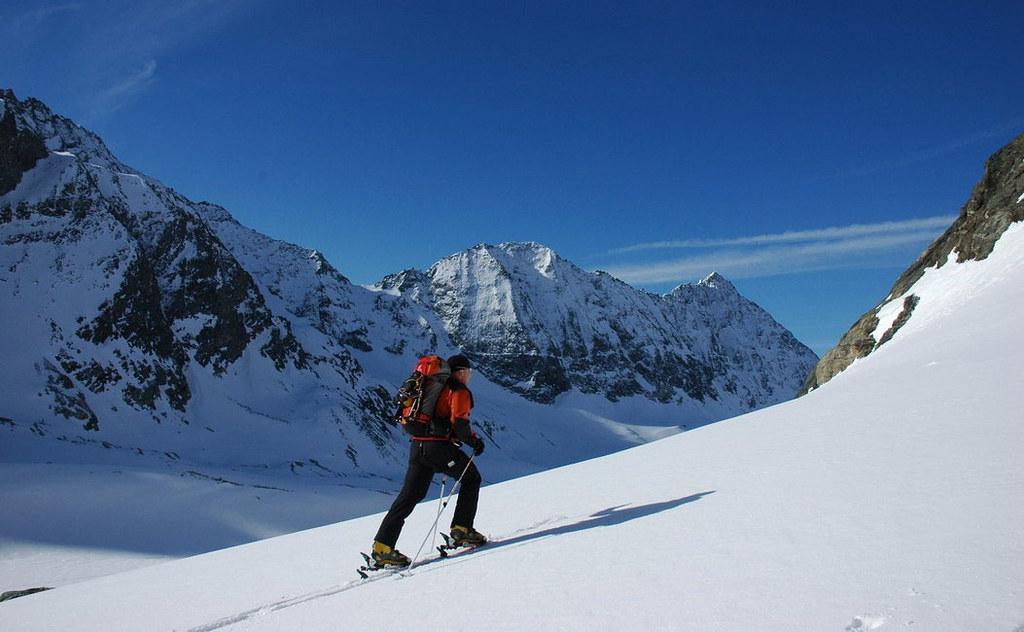 Pigne Arolla, Day 5 H.R. Chamonix-Zermatt Walliser Alpen / Alpes valaisannes Schweiz foto 26