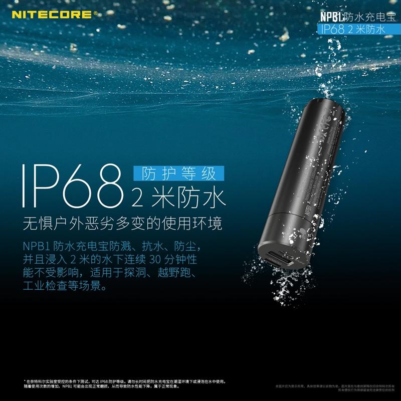 Nitecore NPB1-3
