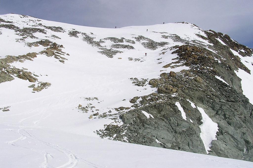 Pigne Arolla, Day 5 H.R. Chamonix-Zermatt Walliser Alpen / Alpes valaisannes Schweiz foto 29