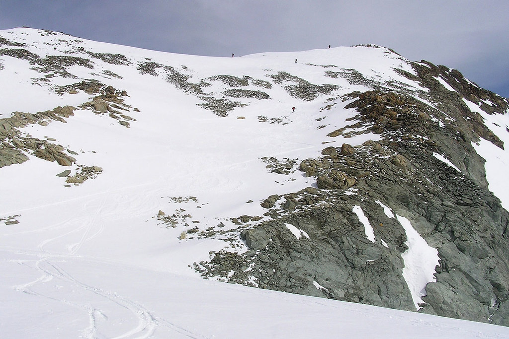 Pigne Arolla, Day 5 H.R. Chamonix-Zermatt Walliser Alpen / Alpes valaisannes Švýcarsko foto 29