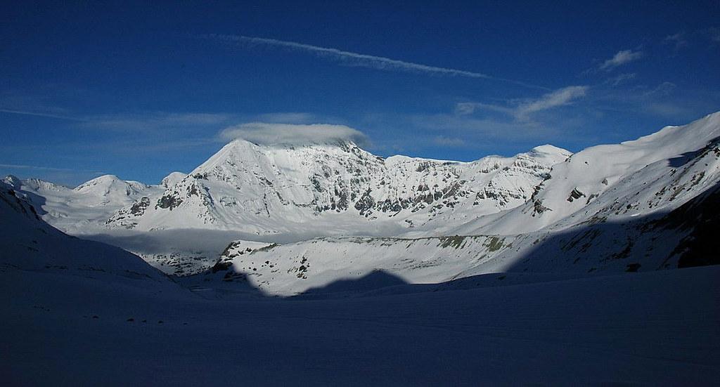 Pigne Arolla, Day 5 H.R. Chamonix-Zermatt Walliser Alpen / Alpes valaisannes Švýcarsko foto 12