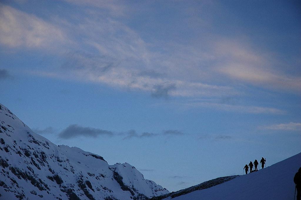 Pigne Arolla, Day 5 H.R. Chamonix-Zermatt Walliser Alpen / Alpes valaisannes Schweiz foto 23