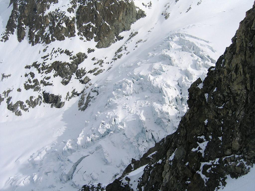 Pigne Arolla, Day 5 H.R. Chamonix-Zermatt Walliser Alpen / Alpes valaisannes Švýcarsko foto 39