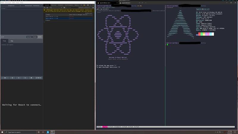 Run Linux GUI app as normal windows application