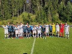 Amichevole: Entella-Virtus Verona 1-0